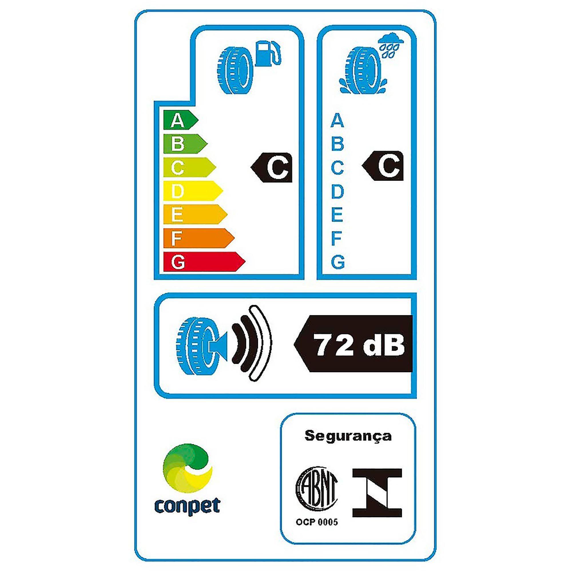 Pneu Aro 14 185/60R14 82H ContiPowerContact 2 Continental