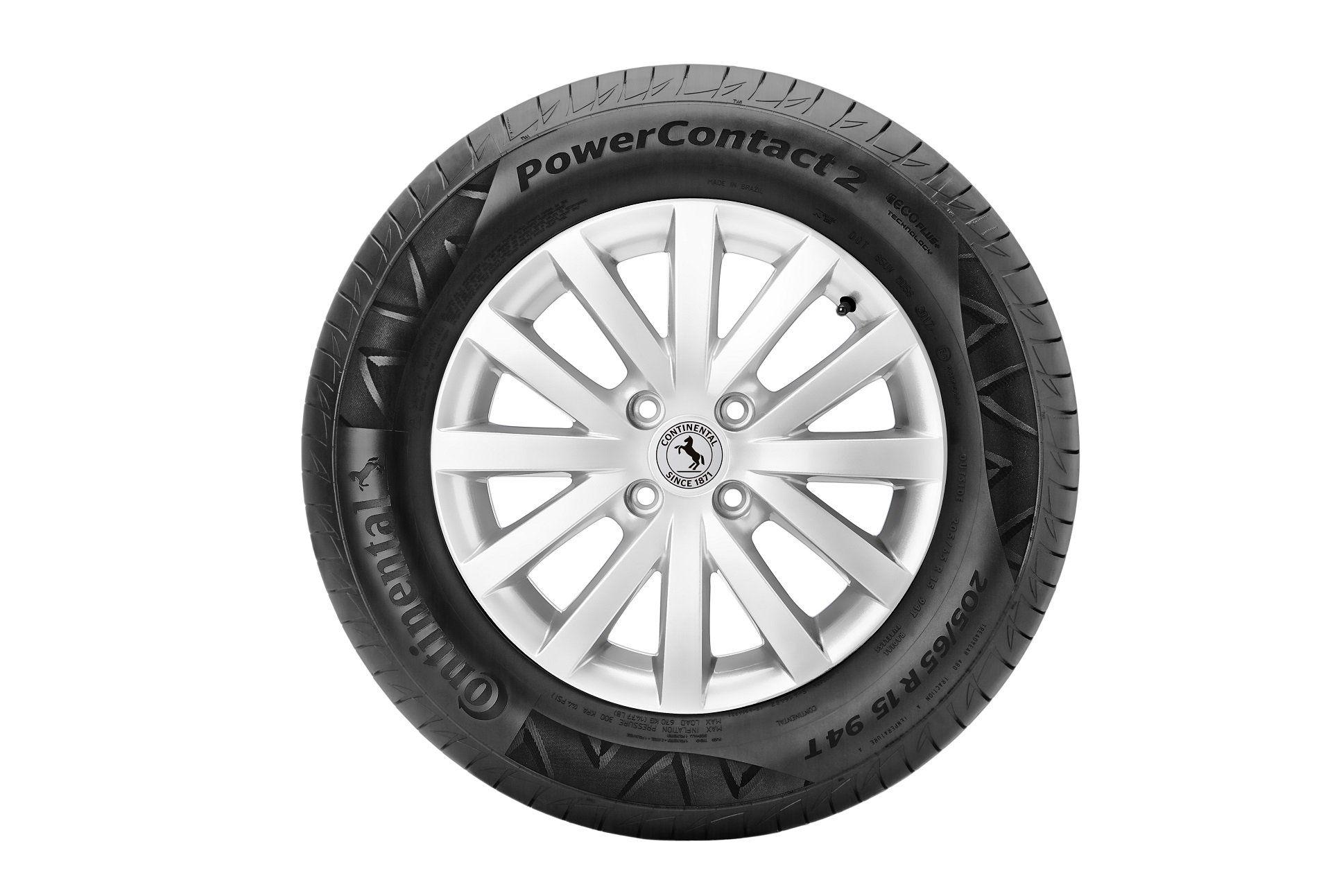 Pneu Continental 195/55R16 87H FR ContiPowerContact 2