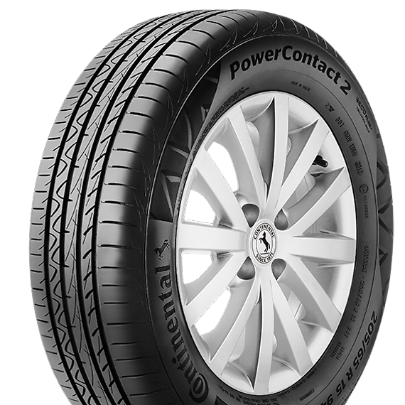 Pneu Aro 15 205/65R15 94T ContiPowerContact 2 Continental