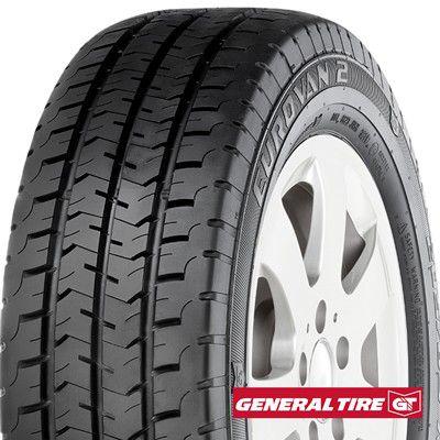 Pneu   195/70R15C 104/102R EUROVAN 2 8PR  General Tire