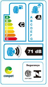 PNEU ARO 16 CONTINENTAL 235/60R16 100W PREMIUMCONTACT 6