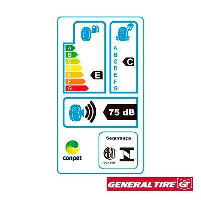 PNEU ARO 16 GENERAL TIRE 195/75R16C 107/105R EUROVAN 2 8PR