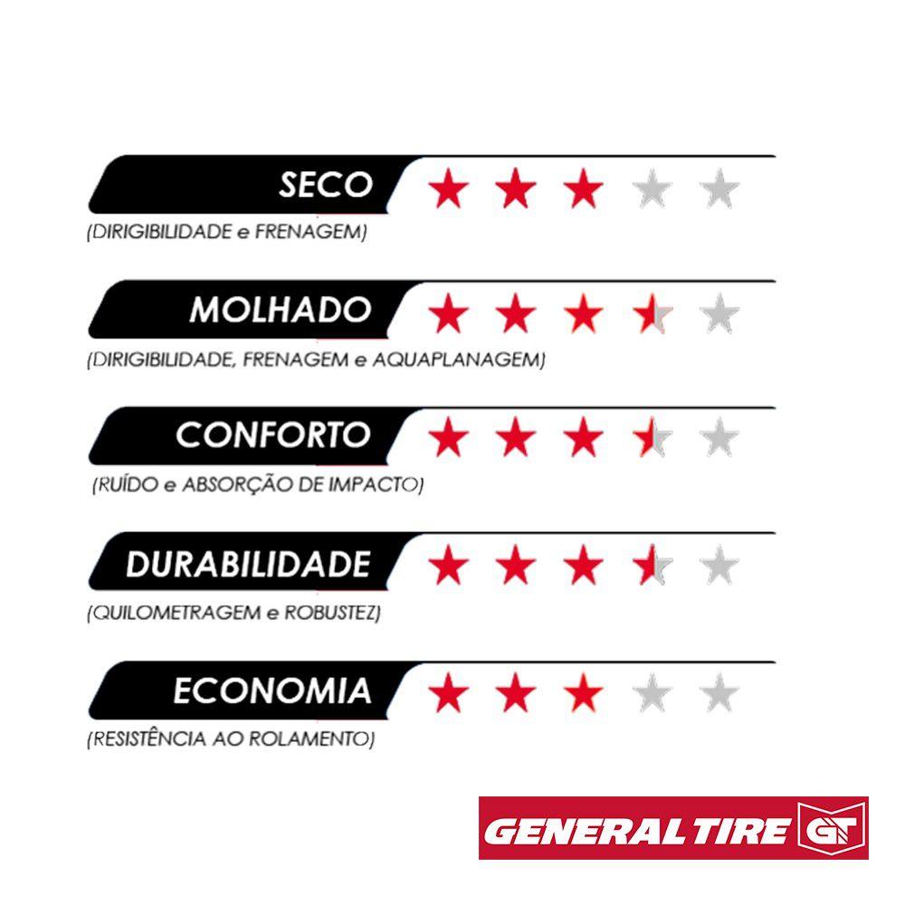 PNEU ARO 16 GENERAL TIRE 215/75R16C 113/111R EUROVAN 2 8PR