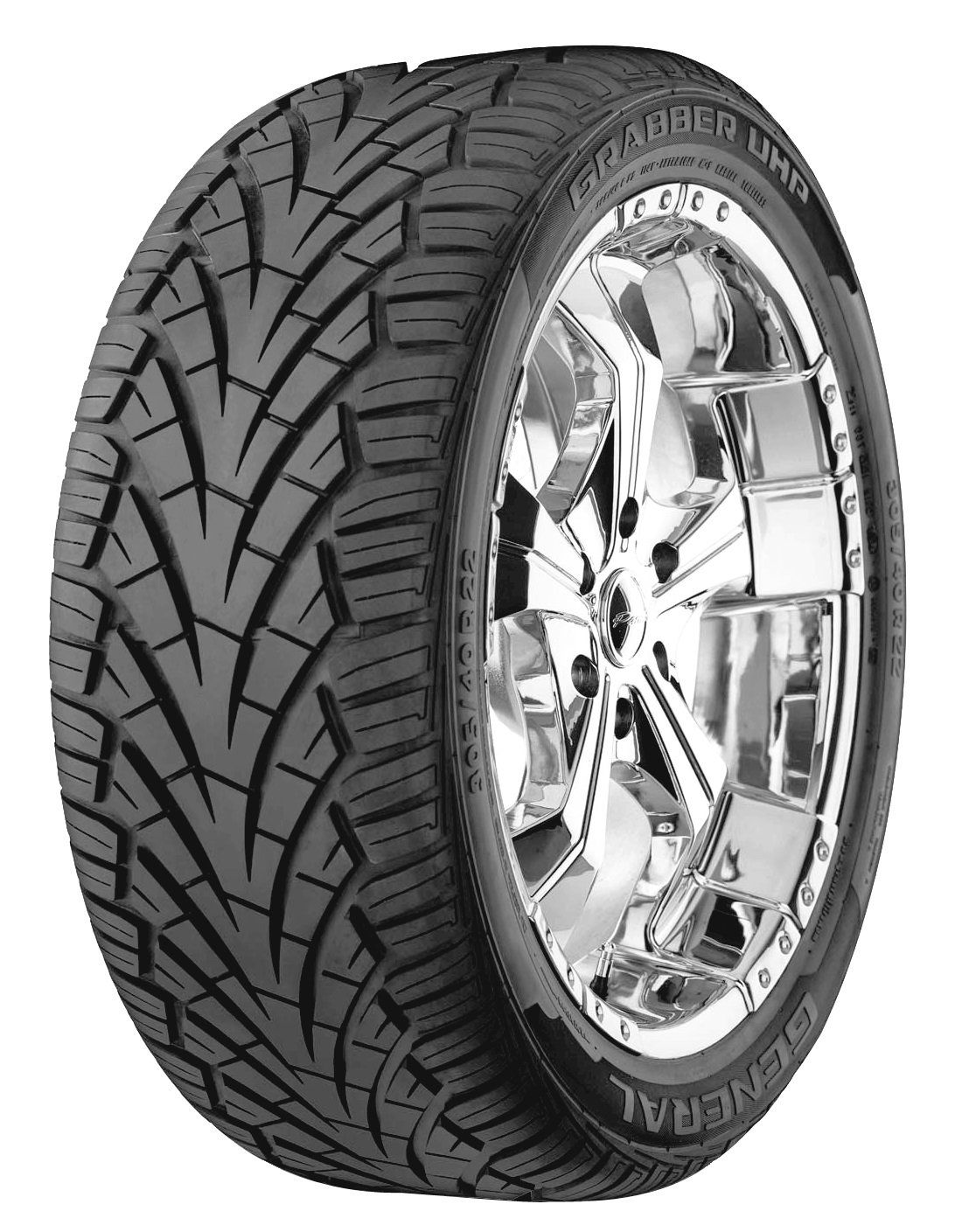 Pneu Aro 16 235/60R16 Grabber UHP 100H General Tire