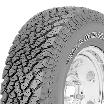 Pneu Aro 15 235/75R15 109S FR XL Grabber AT2 OWL General Tire