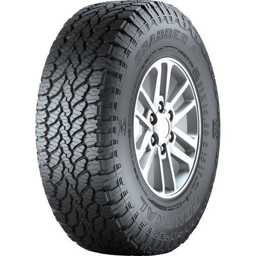 Pneu Aro 16 255/70R16 LT 120/117S LRE FR Grabber AT3 OWL 10PR General Tire