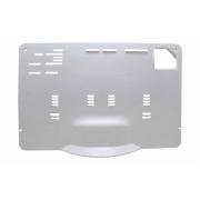 Capa Frontal Evaporador Refrigerador Brastemp 326068074