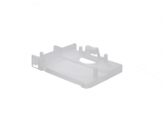 Capa Traseira Evaporador Refrigerador Brastemp 326061388