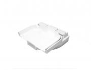 Capa Traseira Evaporador Refrigerador Brastemp W10364953