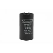 Capacitor de Partida Eletrolítico 145 - 175 uf