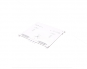 Conjunto Capa Frontal Traseira Refrigerador Brastemp W10896284