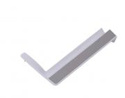 Conjunto Puxador Porta Freezer Geladeira Brastemp - W10509295