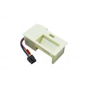 Difusor Damper Eletrônico Refrigerador Brastemp 220V W10710771