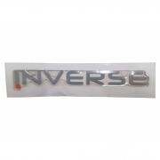 Emblema Inverse Refrigerador Brastemp Inox W10201896