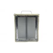 Filtro Fiapos Secadora Gás Eletrica Brastemp Antiga 50306