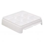 Forma Gelo Refrigerador Brastemp Consul W10268050