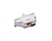 Interruptor Duplo Branco Refrigerador Brastemp  W10816021