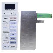Membrana Microondas Panasonic Branca