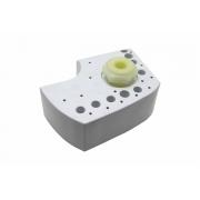 Pé Dianteiro Esquerdo Branco Lavadora Electrolux 77492236