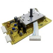 Placa Eletrônica Chave Fixa Bivolt Lavadora Electrolux 64800254