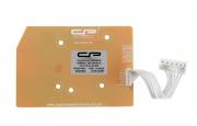 Placa Eletrônica Interface Lavadora Electrolux LTC10 V2 Bivolt 64503063 CP3631451