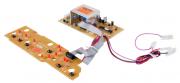 Placa Eletrônica Potência Interface Lavadora Brastem BWC10AB V2 Bivolt W10198866 CP3621446