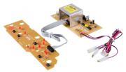 Placa Eletrônica Potência Interface Lavadora Brastemp BWC07 V2 W10206120 CP3621448