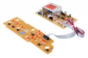 Placa Eletrônica Potência Interface Lavadora Brastemp BWC10 V3 Bivolt W10212556 CP3621447