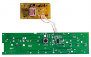 Placa Eletrônica Potência Interface Lavadora Brastemp BWK11 V1 Bivolt W10755942 CP3621474
