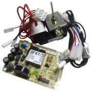 Kit Placa Sensor Ventilador 220V Refrigerador Electrolux 70001456