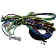Rede Elétrica Inferior Lavadora Brastemp Consul W10367936