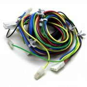Rede Elétrica Inferior Lavadora Brastemp W10707163