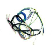 Rede Elétrica Inferior Lavadora Electrolux 64591058