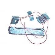 Resistência Placa Fria Refrigerador Electrolux 220V 64684724