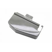 Rodapé Direito Cinza Refrigerador W11115069