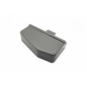Rodapé Esquerdo Cinza Refrigerador W11115070