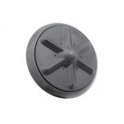 Rotor Tanquinho Universal Leve Eixo Curto Polia Pequena