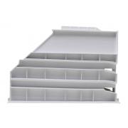 Suporte Central Refrigerador Brastemp W10623741