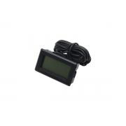 Termometro Branco Digital LCD SONDS 2M
