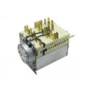 Timer 4 Enxagues Lavadora Electrolux 127V LE750 64484402