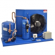 Unidade Condensadora 3HP R22 220V 3F Danfoss HJM036D20Q 115F0022