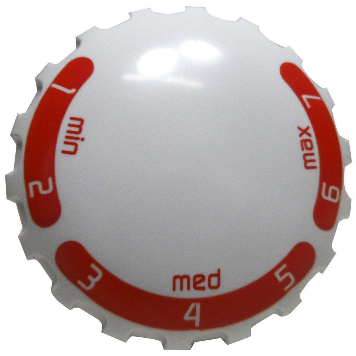 Botão Termostato Refrigerador Brastemp W10331761