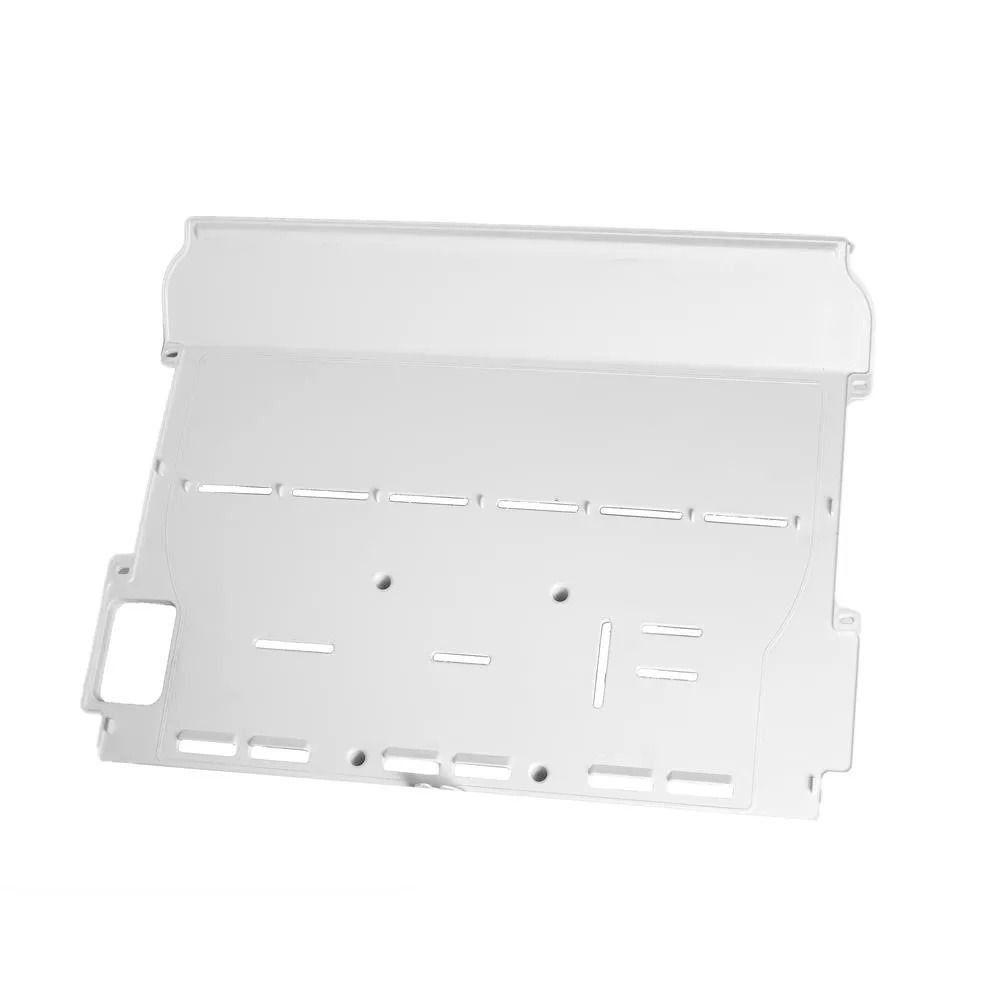 Capa Frontal Evaporador Refrigerador Brastemp W10172700