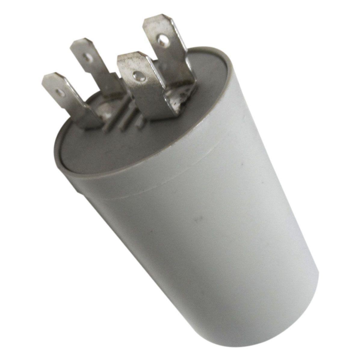 Capacitor Fase 15X380V Lavadora Brastemp 220V W10197638