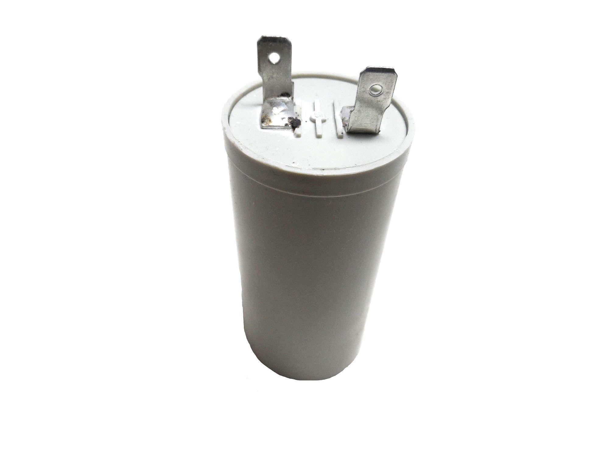 Capacitor Fase 35X250VAC Lavadora Electrolux 64189932
