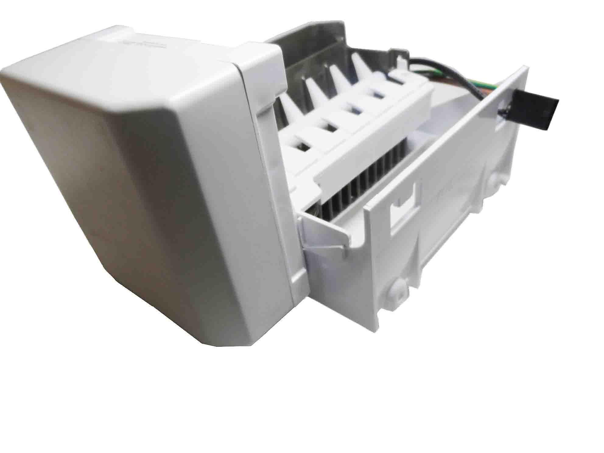 Conjunto Fabricador Gelo Refrigerador 220V Side By Side Brastemp W10122580
