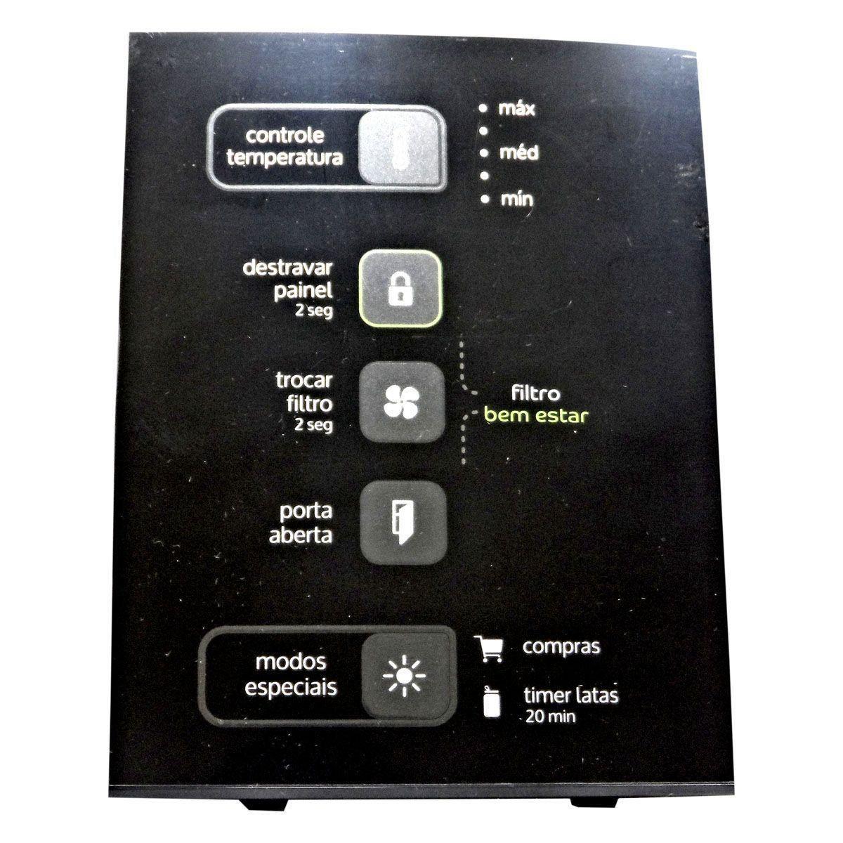 Conjunto Interface Dotyk Indiana W10792998