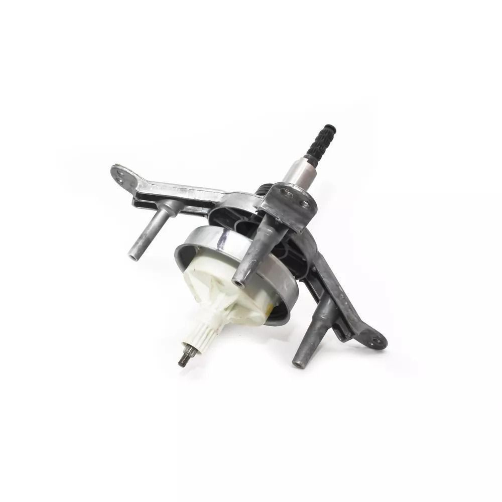 Conjunto Mecanismo Cesto Curto Inox Lavadora Brastemp W10463803