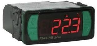 Controlador RT607E Plus 115 230V Com Agenda Versão 02 Full Gauge