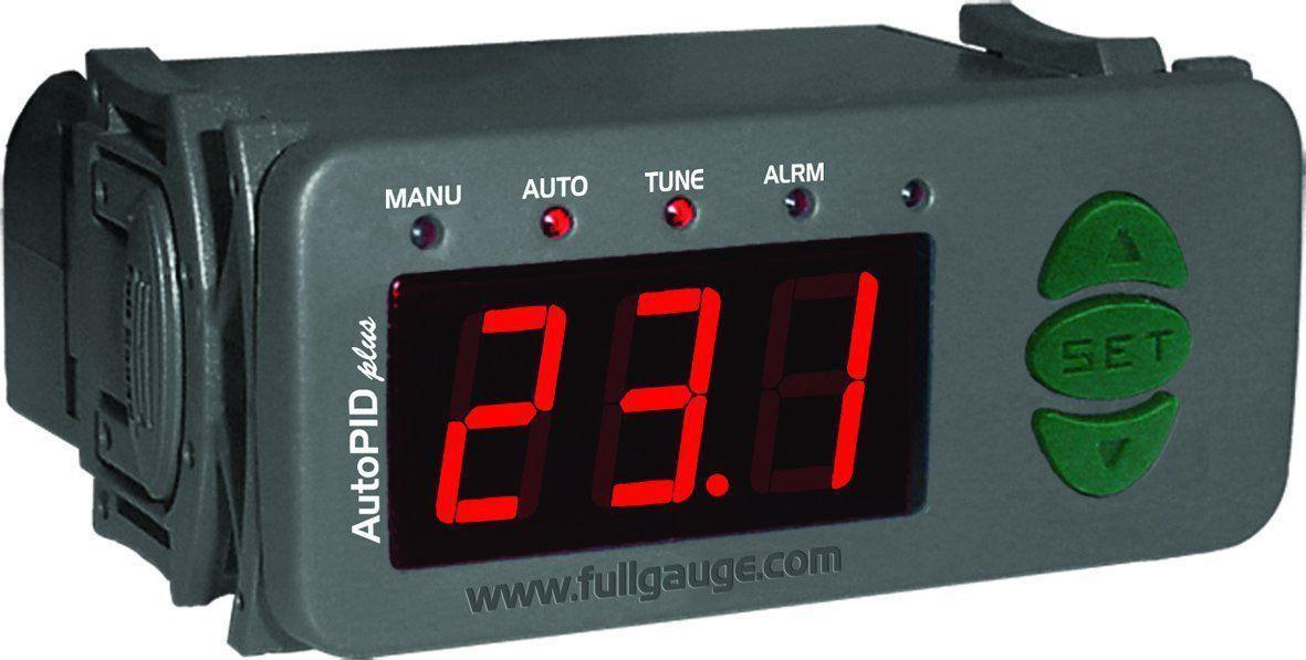 Controlador Temperatura Autopid Plus Versão 02 Full Gauge